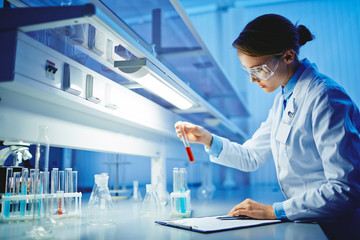 Research laboratories an important environment that relies on being clean - Jaymak Australia